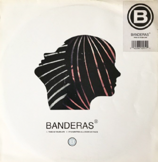 "Banderas - This Is Your Life (12"") (VG/G-VG)"